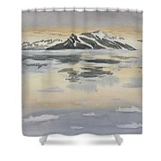 Svalbard Shower Curtain