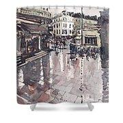 Sw7 London Shower Curtain