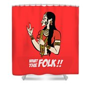 Swag  Shower Curtain