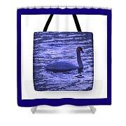 Swan Lake-tote Bag Shower Curtain