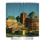 Swan Theatre Of Stratford  Shower Curtain