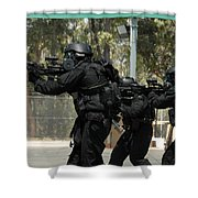 Swat Shower Curtain