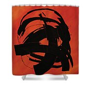 Sweeper Shower Curtain