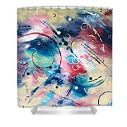Sweeping  Breeze Shower Curtain