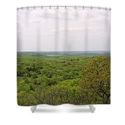 Sweeping Vista Shower Curtain