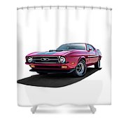 Sweet 72 Shower Curtain