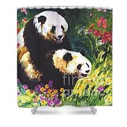 Sweet As Honey Shower Curtain