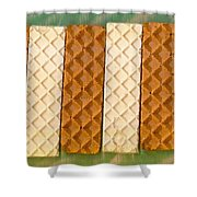 Sweet Crackers Shower Curtain