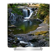 Sweet Creek Shower Curtain