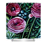 Sweet Delight Shower Curtain