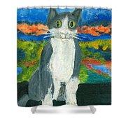 Sweet Flojo Kitty Shower Curtain