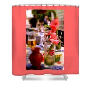 Sweet Havana Shower Curtain