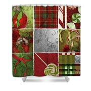 Sweet Holiday IIi Shower Curtain