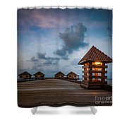Sweet Homes  Shower Curtain