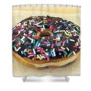 Sweet Indulgence - Donut Shower Curtain