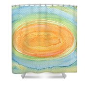 Sweet Melon Shower Curtain