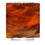 Sweet Potato Mash Shower Curtain