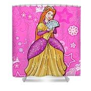 Sweet Princess Shower Curtain
