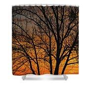 Sweet Sunset Shower Curtain