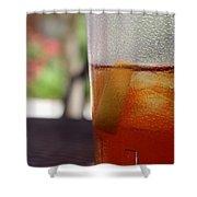 Sweet Tea Shower Curtain