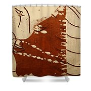 Sweethearts 12 - Tile Shower Curtain