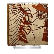 Sweethearts 13 - Tile Shower Curtain