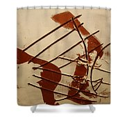 Sweethearts 5 - Tile Shower Curtain