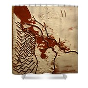 Sweethearts 9 - Tile Shower Curtain