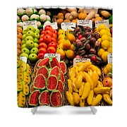 Sweets Shower Curtain