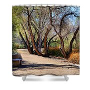 Sweetwater 6 Shower Curtain