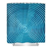 Swirl Shower Curtain