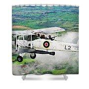 Swordfish Aircraft 2 Shower Curtain