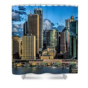 Sydney Australia Shower Curtain