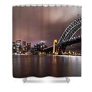 Sydney Harbor Shower Curtain