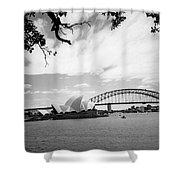 Sydney Harbour Shower Curtain