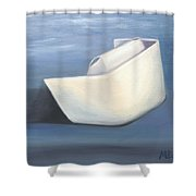 Symbol Of A Proud Profession IIi Shower Curtain
