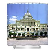 Symbol Of Its People Shower Curtain