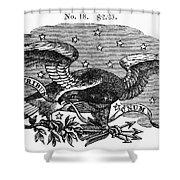 Symbols: Eagle Shower Curtain