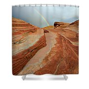 Symetry Shower Curtain