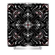 Symmetry 13 Shower Curtain
