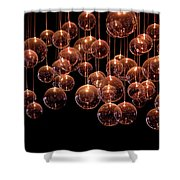 Symphony In The Dark Shower Curtain