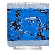 Symphony No. 8 Movement 15 Vladimir Vlahovic- Images Inspired By The Music Of Gustav Mahler Shower Curtain