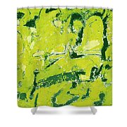 Symphony No. 8 Movement 19 Vladimir Vlahovic- Images Inspired By The Music Of Gustav Mahler Shower Curtain