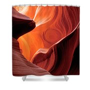 Symphony Of Light Shower Curtain