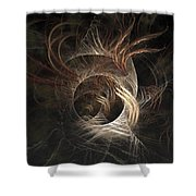 Synaptic Shower Curtain