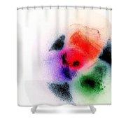 Synergy Shower Curtain