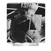Systematic Recollection Of Memories Shower Curtain