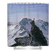 T-04404 Joe Hieb 1 Shower Curtain
