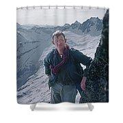 T-04405 Don Claunch Gordon Shower Curtain
