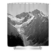 T-304403 Mt. Formidable Shower Curtain